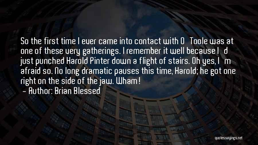 Brian Blessed Quotes 469908
