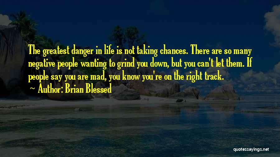 Brian Blessed Quotes 623127