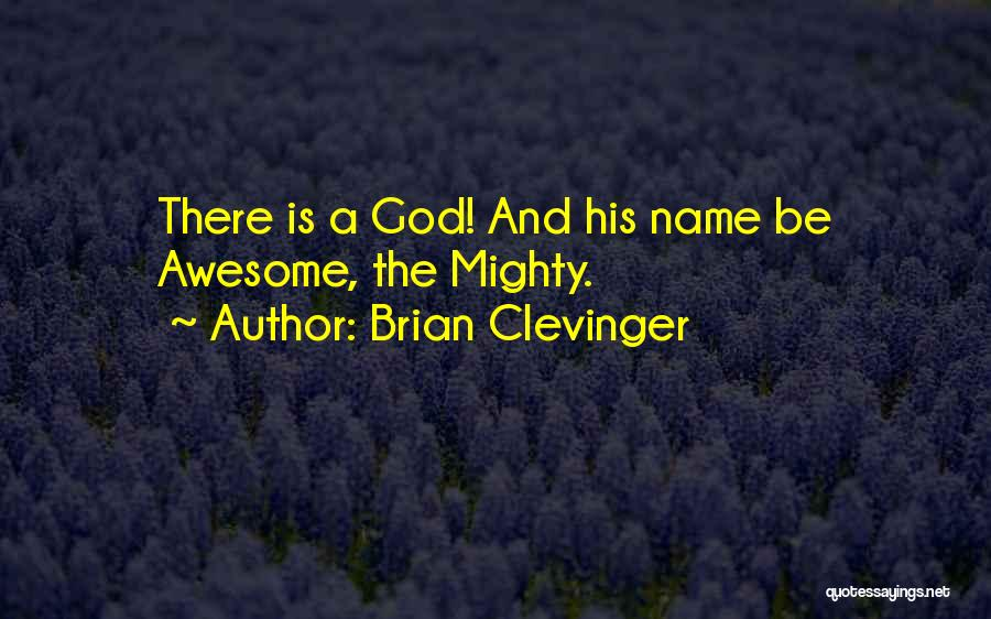 Brian Clevinger Quotes 1675662