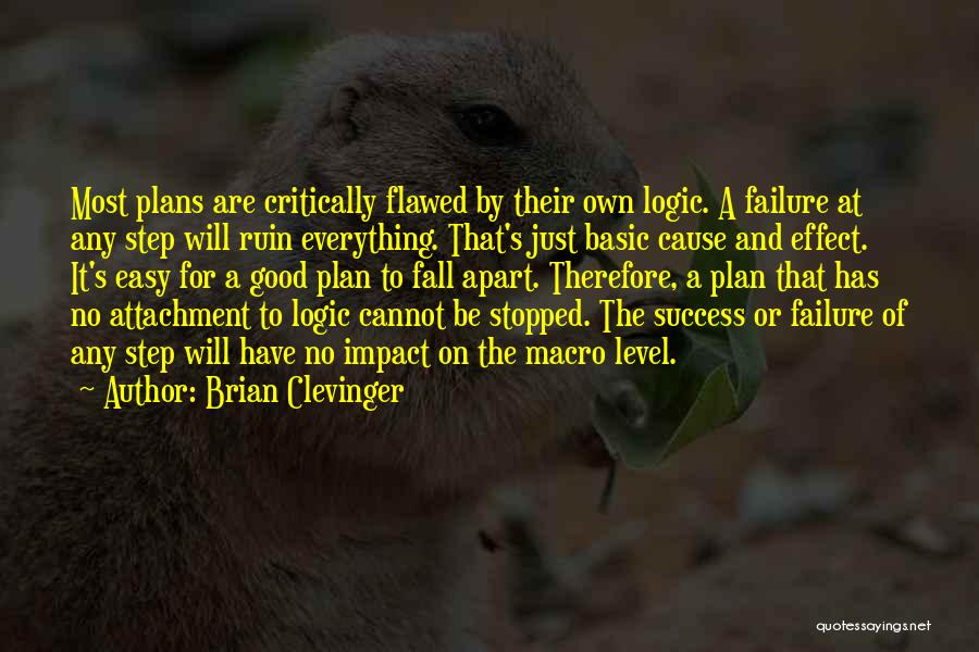 Brian Clevinger Quotes 994826