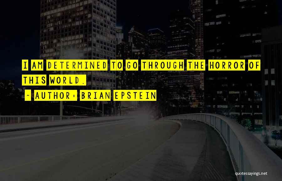 Brian Epstein Quotes 2266741