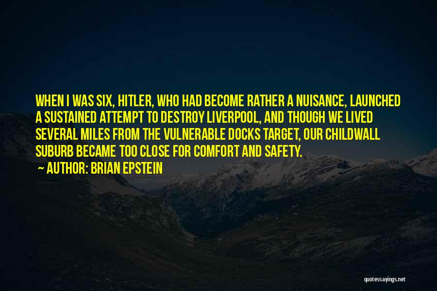 Brian Epstein Quotes 586389