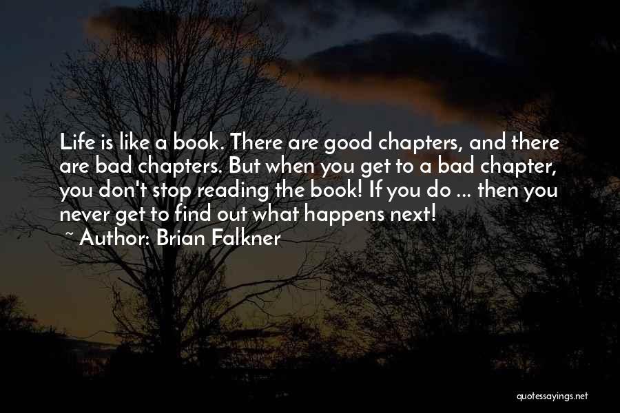 Brian Falkner Quotes 823443