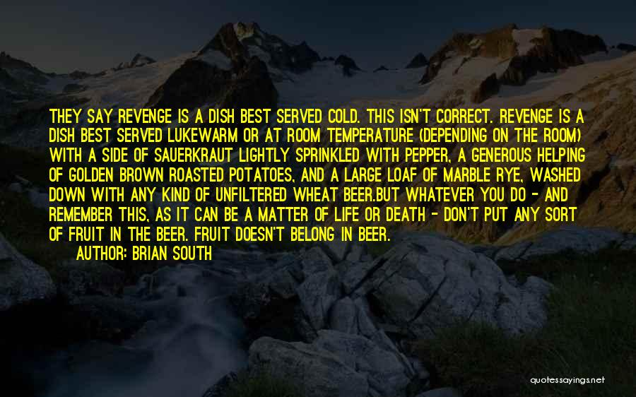Brian South Quotes 1381335