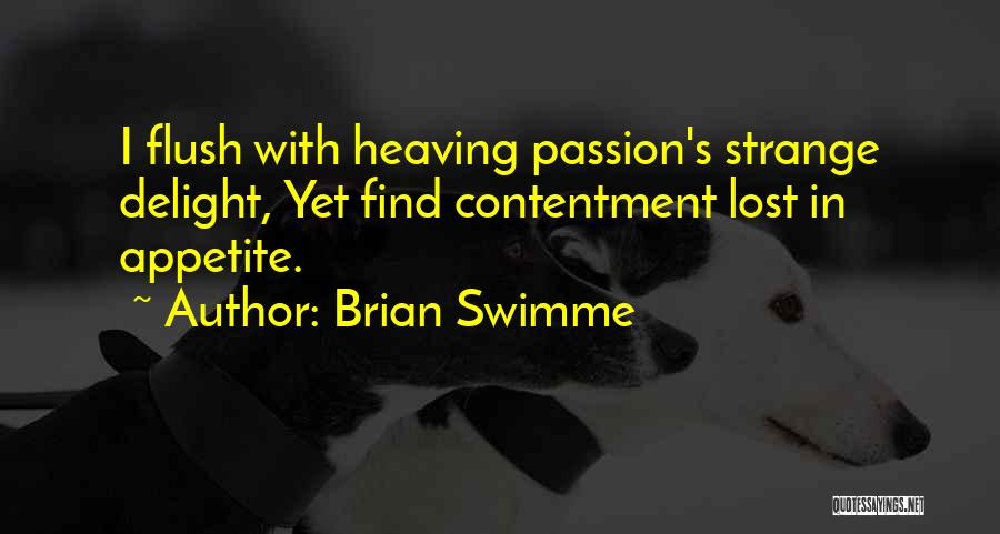 Brian Swimme Quotes 776465