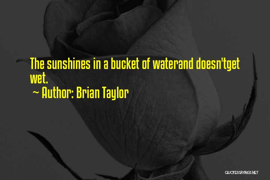 Brian Taylor Quotes 1736626