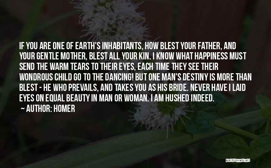 Bride And Father Quotes By Homer