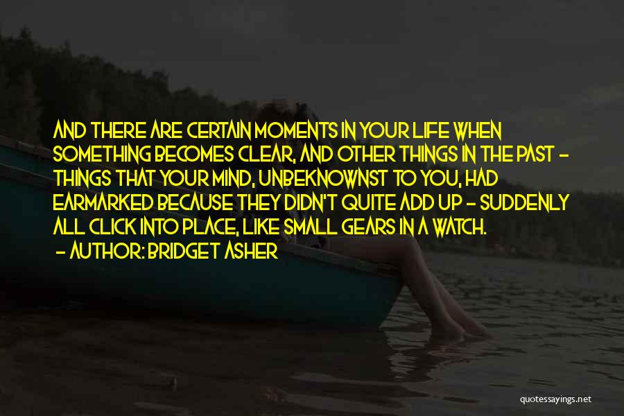 Bridget Asher Quotes 1051850