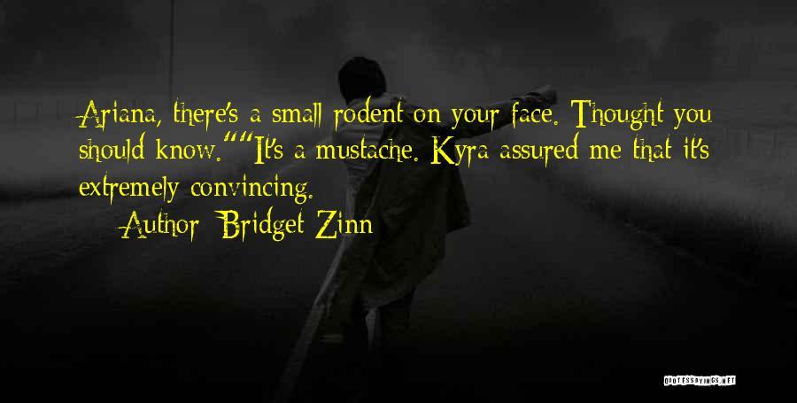 Bridget Zinn Quotes 1874797