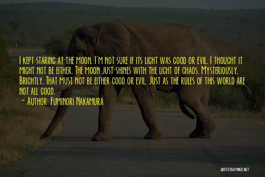 Brightly Quotes By Fuminori Nakamura