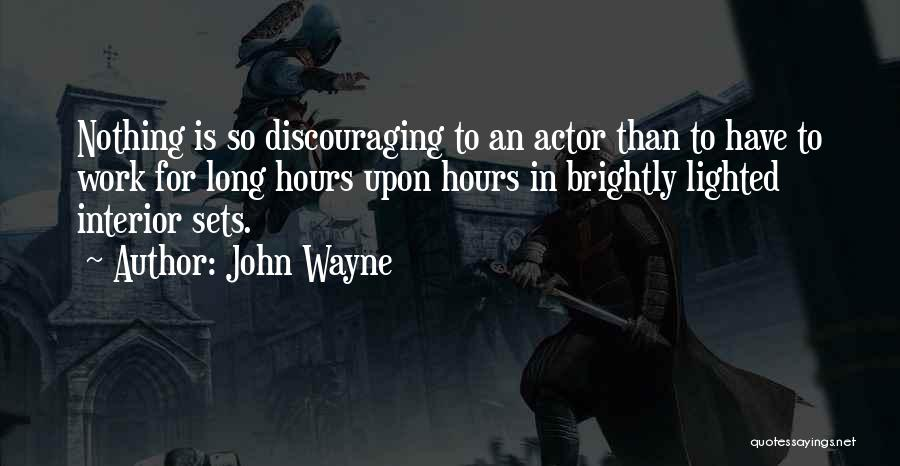 Brightly Quotes By John Wayne