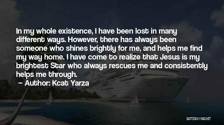 Brightly Quotes By Kcat Yarza