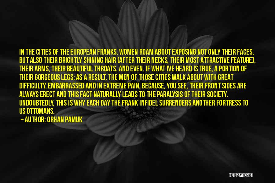 Brightly Quotes By Orhan Pamuk