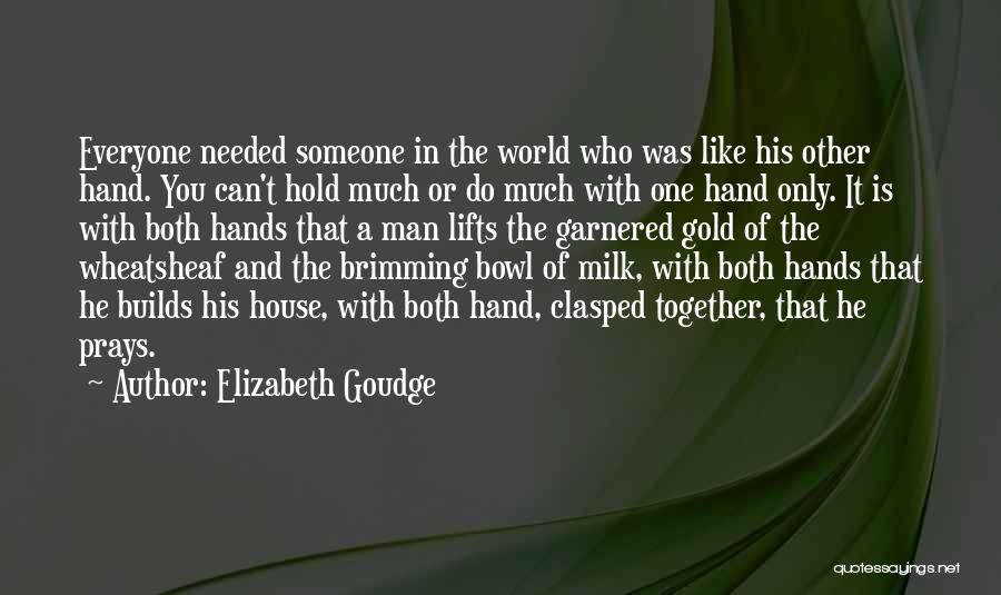 Brimming Quotes By Elizabeth Goudge