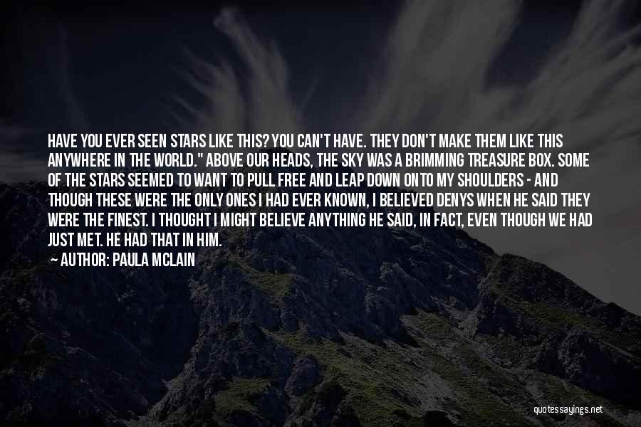 Brimming Quotes By Paula McLain