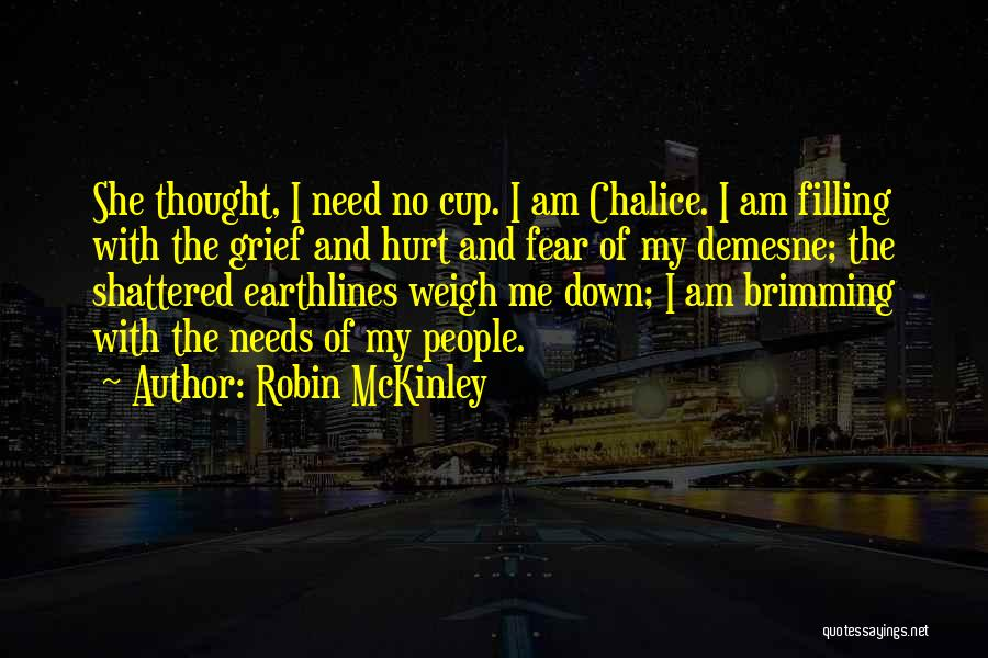 Brimming Quotes By Robin McKinley