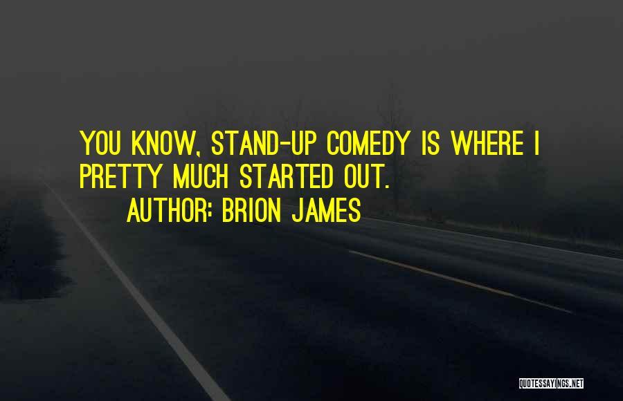 Brion James Quotes 400918