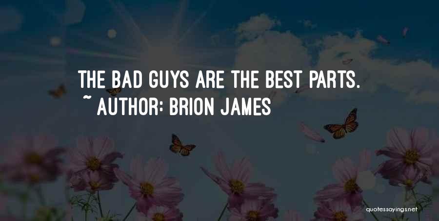 Brion James Quotes 473315