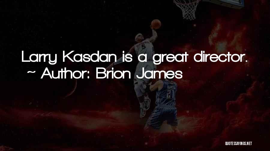 Brion James Quotes 645187