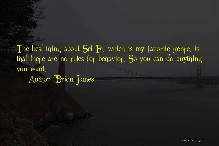 Brion James Quotes 708940
