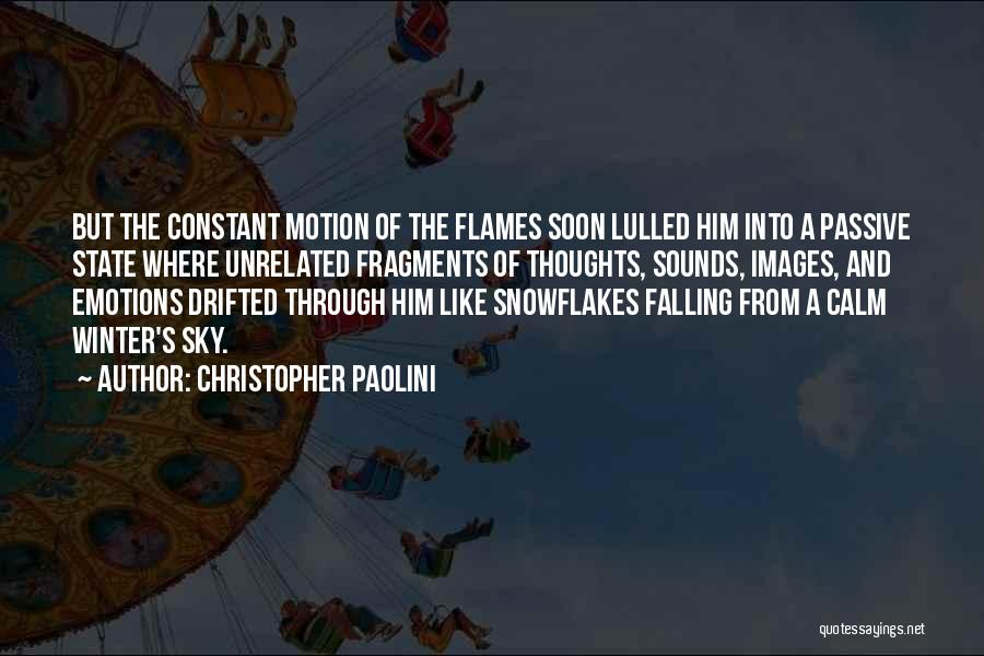 Brisingr Quotes By Christopher Paolini