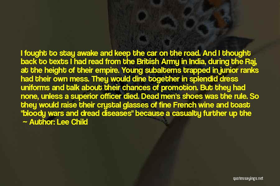 British Empire In India Quotes By Lee Child
