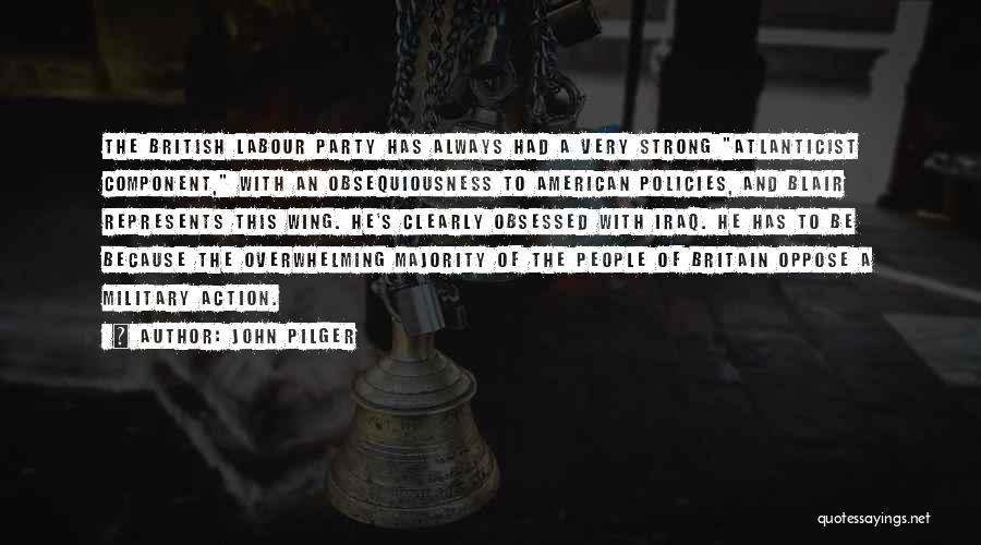 British Military Quotes By John Pilger