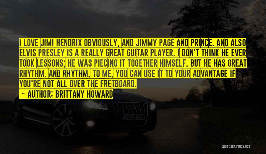Brittany Howard Quotes 1463792