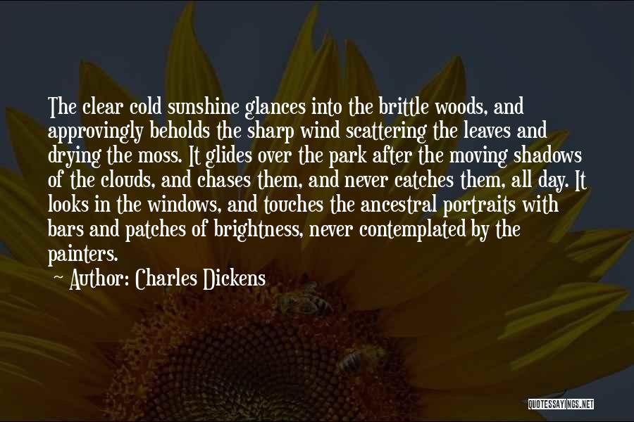 Brittle Quotes By Charles Dickens