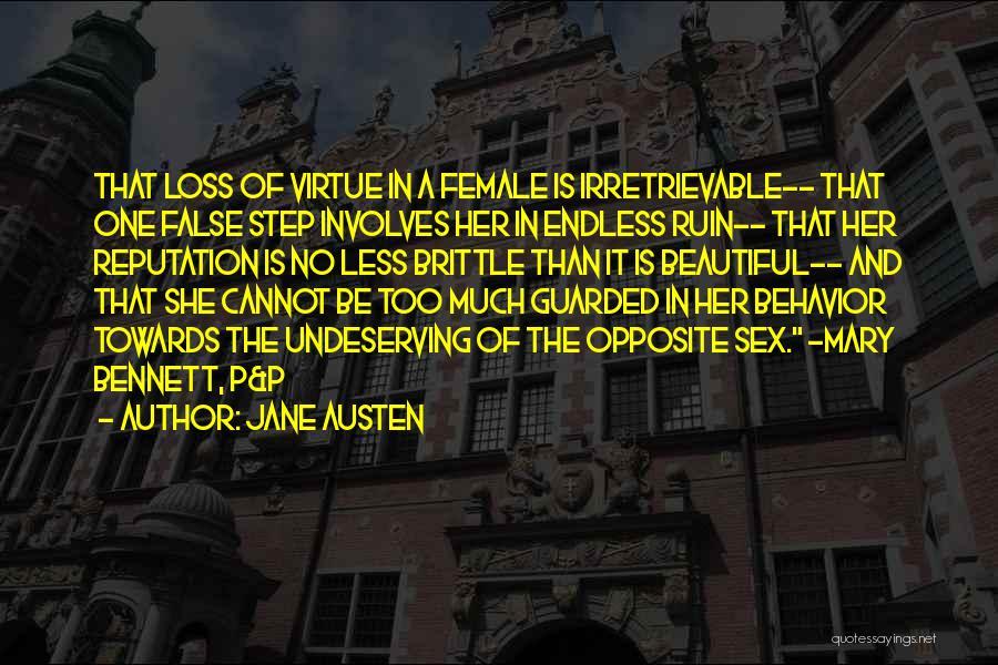Brittle Quotes By Jane Austen