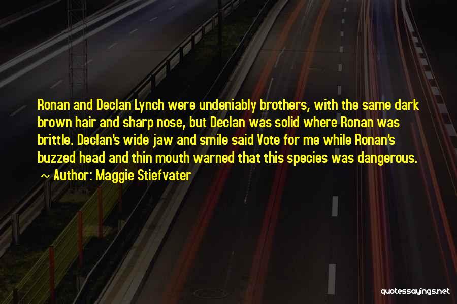 Brittle Quotes By Maggie Stiefvater