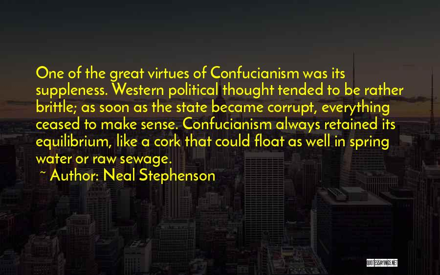 Brittle Quotes By Neal Stephenson