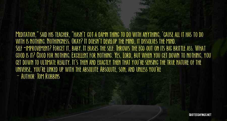 Brittle Quotes By Tom Robbins