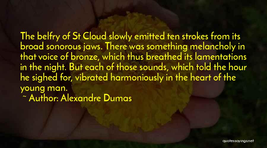 Broad Strokes Quotes By Alexandre Dumas