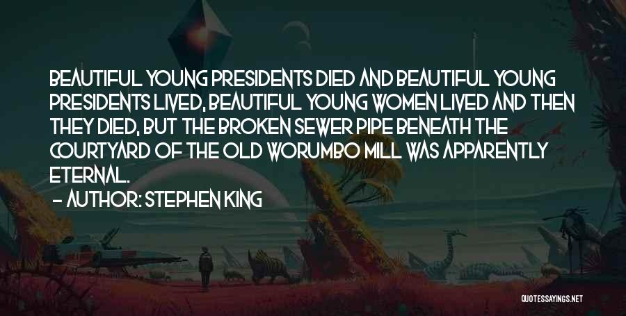 Broken But Beautiful Quotes By Stephen King