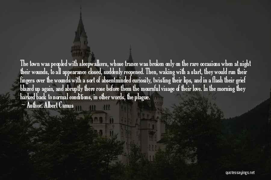 Broken Love Quotes By Albert Camus