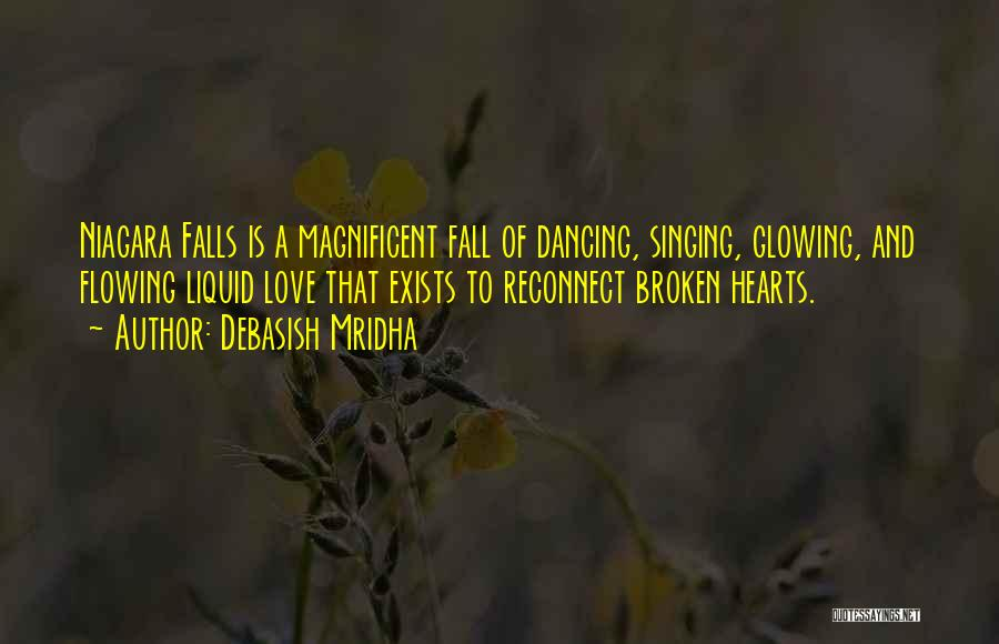Broken Love Quotes By Debasish Mridha