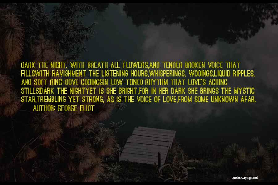 Broken Love Quotes By George Eliot