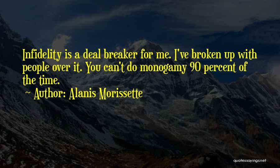 Broken Up With Quotes By Alanis Morissette