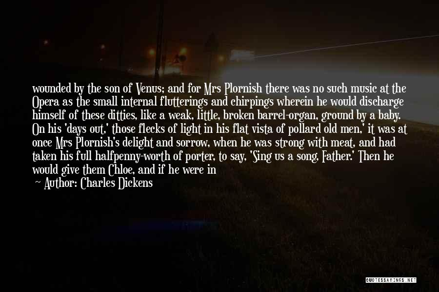 Broken Up With Quotes By Charles Dickens