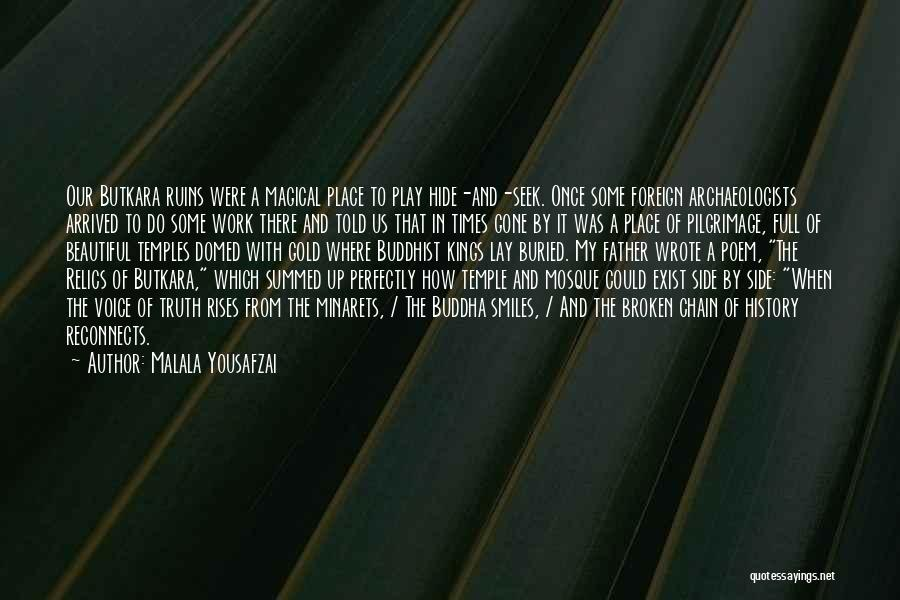 Broken Up With Quotes By Malala Yousafzai