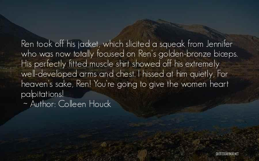 Bronze Quotes By Colleen Houck