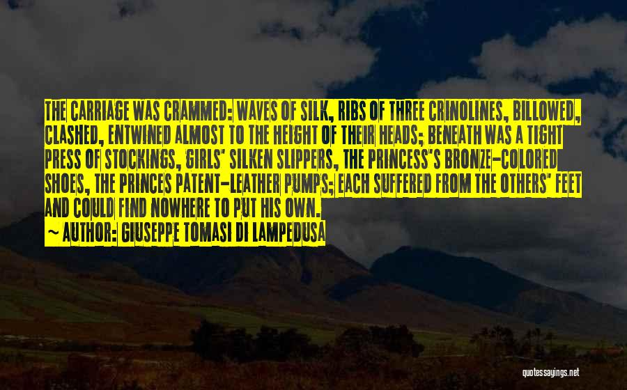 Bronze Quotes By Giuseppe Tomasi Di Lampedusa