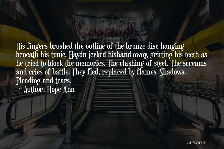 Bronze Quotes By Hope Ann