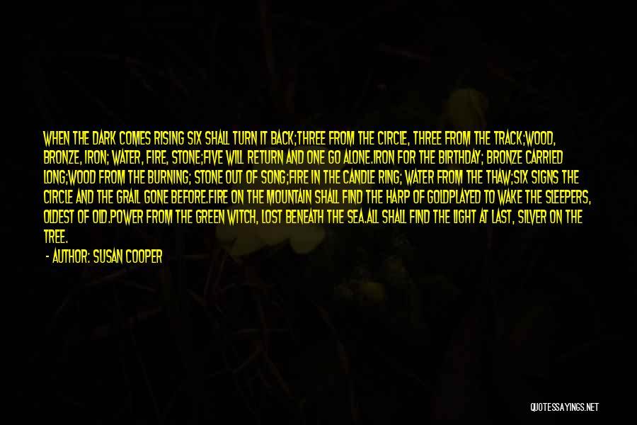 Bronze Quotes By Susan Cooper