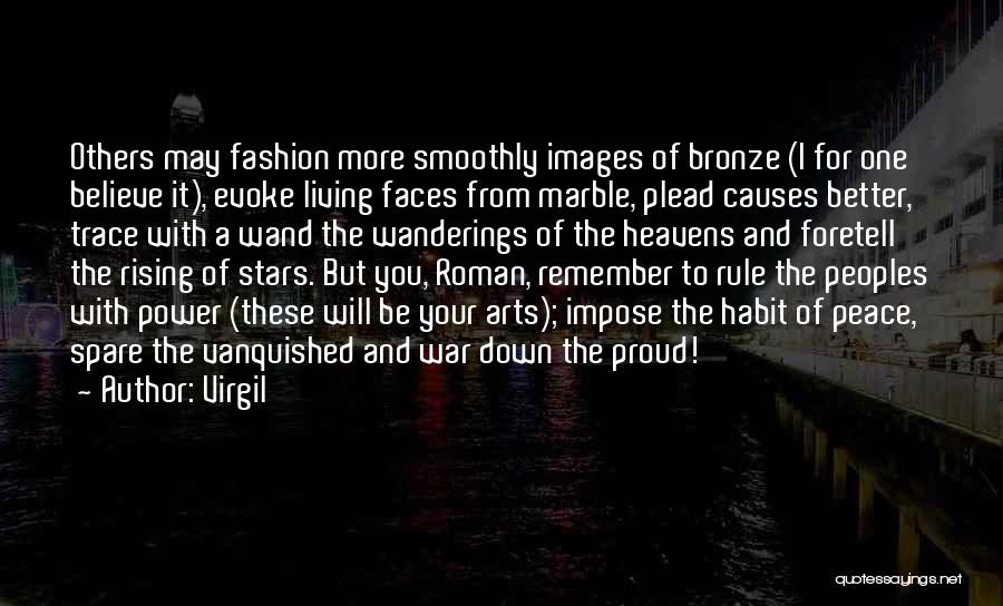 Bronze Quotes By Virgil