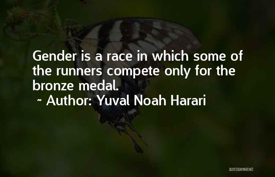 Bronze Quotes By Yuval Noah Harari