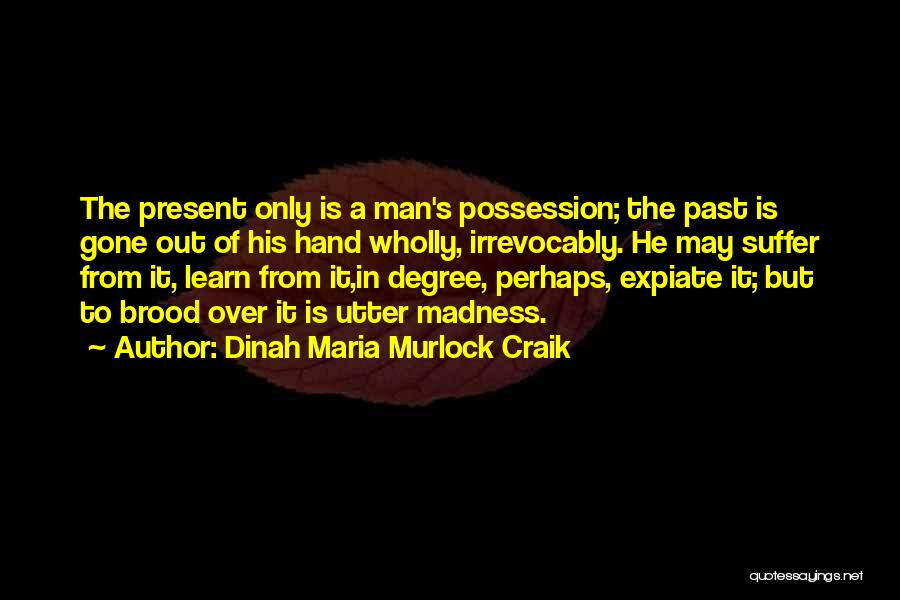 Brood Quotes By Dinah Maria Murlock Craik