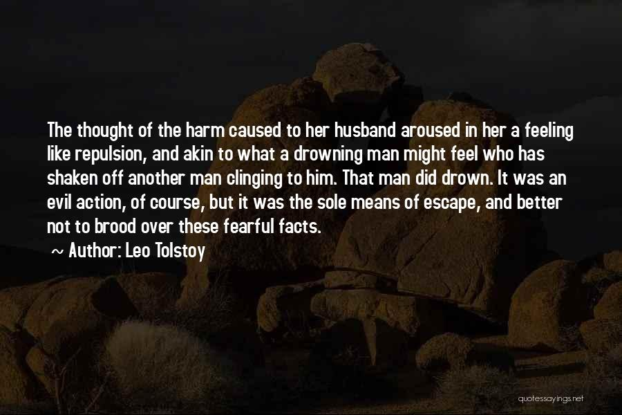 Brood Quotes By Leo Tolstoy