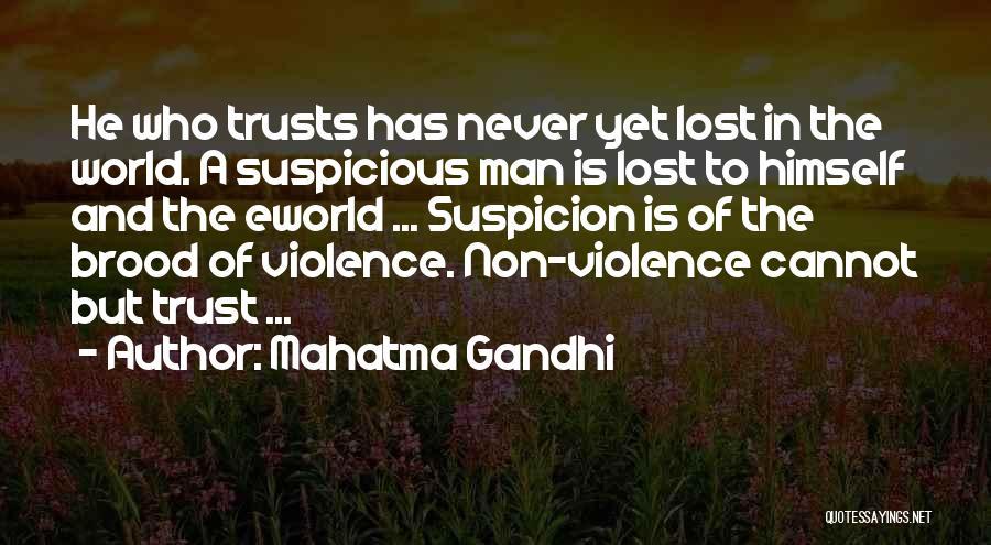 Brood Quotes By Mahatma Gandhi
